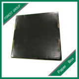 Cadre de papier de rotule de forme physique de boîte noire