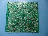 Doppeltes versah grüne gedruckte Schaltkarte Schaltkarte-Fr-4 Tg170 1.6mm dick mit Seiten