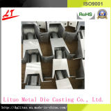 A liga de alumínio usada comum da ferragem morre a mobília da carcaça coneta os encaixes