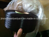 Fils de polyesters de filament FDY 70d/48f teint par dopant