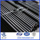 C45, AISI4140, S20c, S45c, barra rotonda del acciaio al carbonio