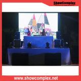 Miet-LED-Bildschirm/Innenim freienvideo LED-Bildschirmanzeige (druckgießendes Aluminiumpanel)