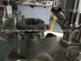 Halfautomatische het Vullen van de Capsule Machine met PLC en HMI