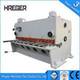 Гидровлической используемая гильотиной машина CNC металла режа для автомата для резки металла плиты листа нержавеющей стали