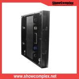 Showcomplex 6mm SMD farbenreiche Miete LED-Innenbildschirmanzeige/Bildschirm-/des Panel-6.25 Kurve