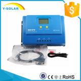Regulador de carga solar máximo 150V+USB-5V/3A Ys-40A de MPPT 40A 12V/24V