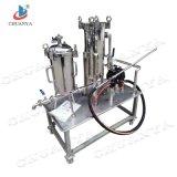 Beutelfilter mit Pumpe für Nahrungsmittelgrade und -getränke