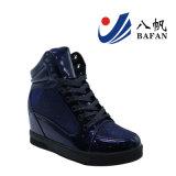 2017 neue Farbe PU der Form-Frauen-beiläufigen Schuh-vier für Frauen oder Ladybf1701146