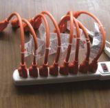 12 pulg. Outlets Cable de alimentación ampliado con aprobación ETL