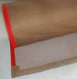 PTFE (Teflon) Cinta transportadora de malla para la máquina de secado