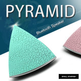 Pyramid Design Wireless Bluetooth Mini amplificador de som
