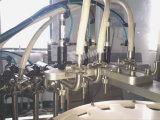 Rotatorio de tipo pistón de llenado Máquina que capsula