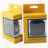 携帯用イギリスのプラグの壁の充電器のアダプタースマートな車の充電器