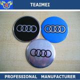 Эмблема стикера центра колеса крома 4 ABS логоса PC цветастая автоматическая