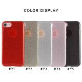 Caja híbrida combinada del teléfono celular de la PC de TPU para el iPhone 7 6 Samsung más S8