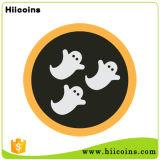 工場HiicoinsカスタムHalloweenの装飾Cion Halloweenはトークンを支える