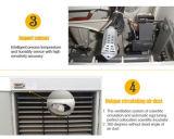 自動太陽の卵Hatcherの鶏の定温器、販売(YZITE-5)のためのだちょうの卵の定温器