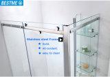 El precio de fábrica baño doble corredera de aluminio Ducha Sala Sanitario (BL-F3016)