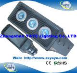 Prezzo di unità di prezzi competitivi di Yaye 18 USD95.5/PC per gli indicatori luminosi di via della PANNOCCHIA 150W LED con 3 anni di garanzia