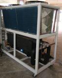 refrigerador de água de refrigeração ar de 50kw Inudstrial com compressor de Danfoss