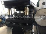 Maneta de la taza de papel que hace la máquina