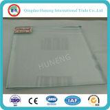 vidrio de flotador blanco claro de 3m m con el certificado del Ce