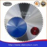 Laser Weldied 다이아몬드는 톱날을: 콘크리트를 위한 다이아몬드 절단 잎