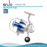 O giro novo seleto do pescador/reparou o carretel do equipamento de pesca do carretel (PRO 500 aluídos)