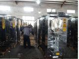 Máquina de empacotamento automática do enchimento e do leite
