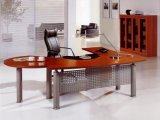 中国の現代オフィス用家具MFC木MDFのオフィス表(NS-NW152)