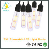 Stoele T10 / T32 6W Dimmable Edison LED Light Tubular Bulbs