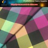 Buntes Check-Gewebe im Garn färbte für Jugend-Kleid (YD1181)