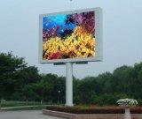 Im Freien farbenreicher Bildschirm LED-P8