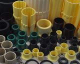 Rodamientos auto-lubricantes de plástico de herida de filamento de especialista