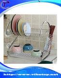 Cremalheira de secagem do prato novo da cozinha do aço inoxidável do estilo