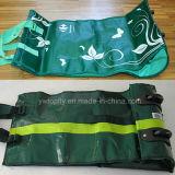 Geschenk-nicht gesponnener Einkaufen-Arbeitsweg-Beutel mit Reißverschluss-Tasche