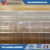 색깔에 의하여 입히는 알루미늄 코일 단단한 금속 또는 대리석 색깔