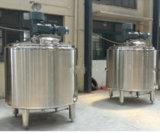 Малый пастеризатор серии молока нагрева электрическим током