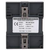 Pr-12DC-Da-R com LCD, sem o controlador programável da lógica do cabo, relé esperto, micro controlador do PLC, Ce