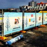 Рекламировать знамя сетки гибкого трубопровода полного цвета хорошего цены напольное выдвиженческое