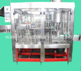 Máquina de rellenar de la bebida del jugo de la botella de Galss de la botella del animal doméstico