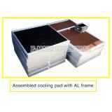 Fósforo refrigerando montado da almofada da liga de alumínio com ventilador de refrigeração