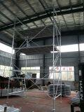 건축을%s 비계가 승인된 세륨 SGS에 의하여 직류 전기를 통했다