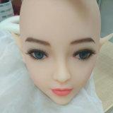セリウム140cmの性愛人形のエルフの耳の新しい性の人形