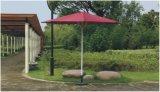 Parapluie extérieur d'aluminium de jardin