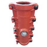 Rohr-Reparatur-Schelle P110X500, Rohr-Kupplung, Reparatur-Bohrrohrklemme, Rohr-Reparatur-Kupplung für PET, Belüftung-Rohr, undichte Rohr-schnelle Reparatur