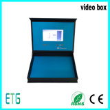 Nueva llegada CMYK 4-impresión a color LCD de video Caja Folleto