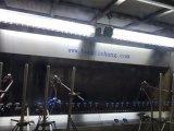紫外線吹き付け塗装ラインの機械を金属で処理する真空