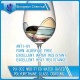 Geänderte wasserbasierter Polyurethan-Glasbeschichtung (PU-302)