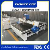 Máquina de grabado de madera de acrílico de aluminio del corte Ck1325